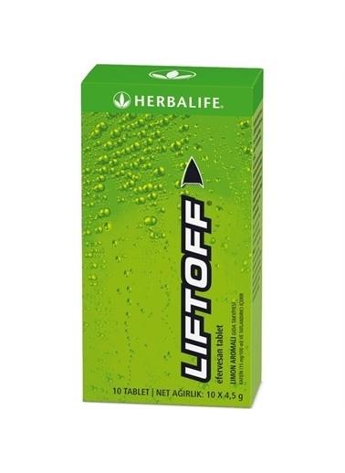 Herbalife Herbalife Liftoff Efervesan İçecek Limonlu Renksiz
